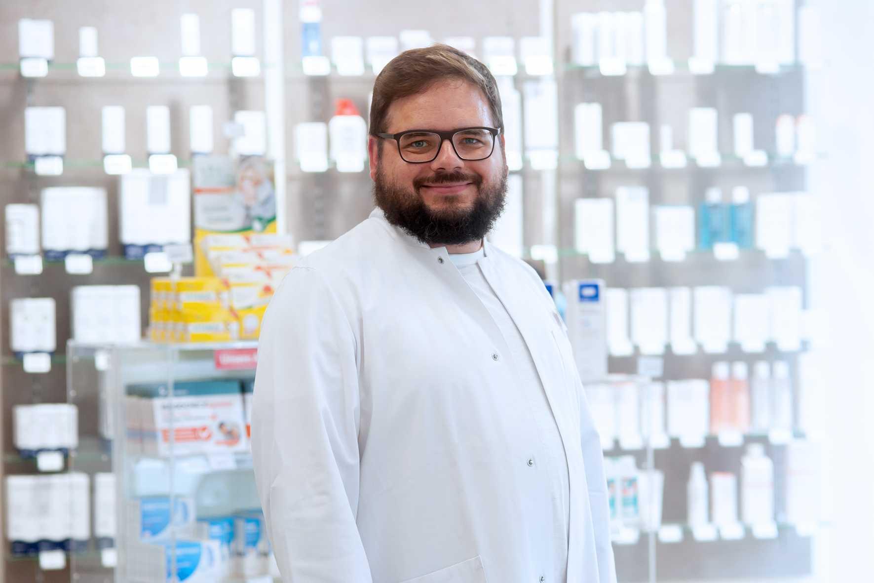 Daniel Pawlak-Gast - Pharmazeutisch Technischer Assistent