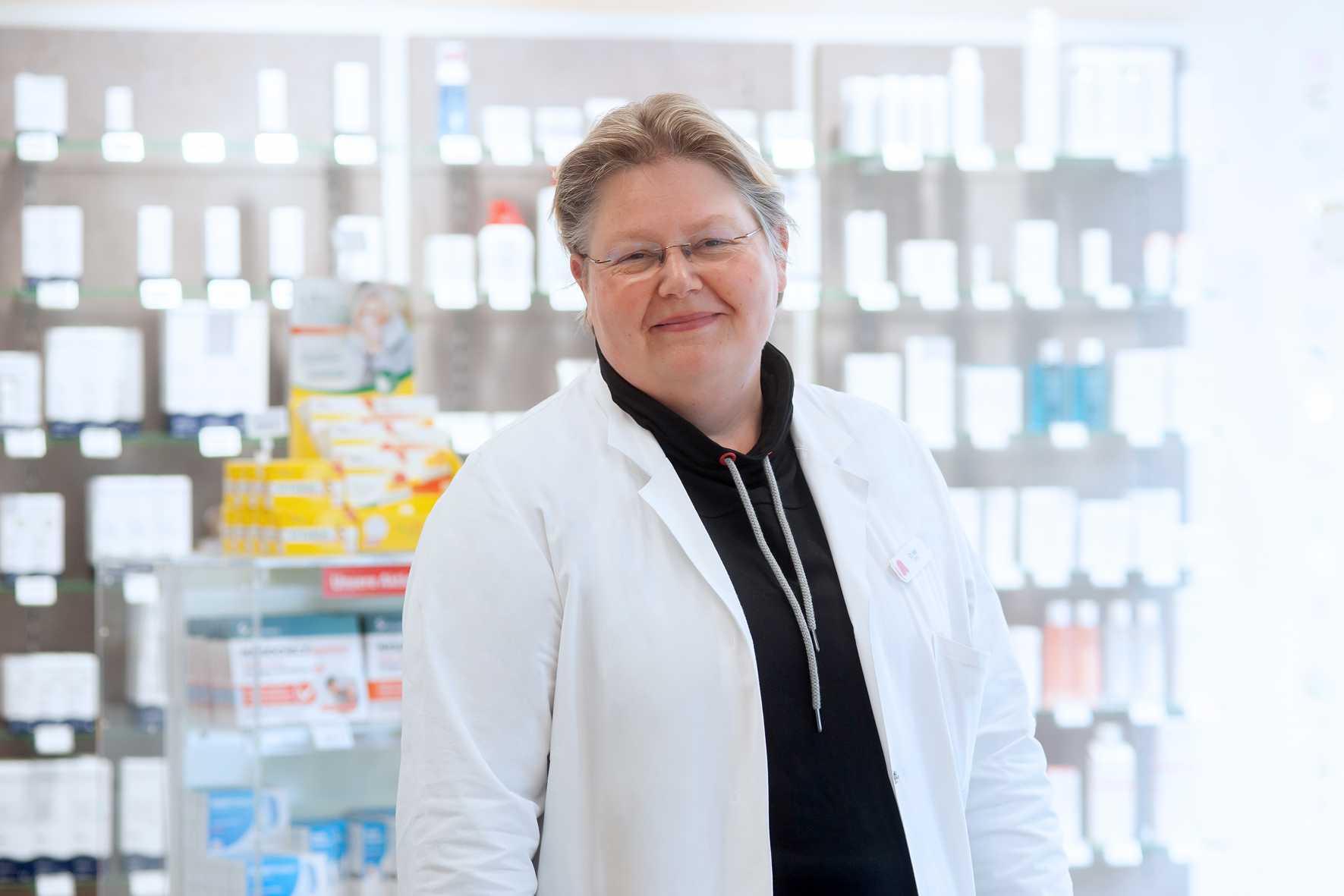 Daniela Hof - Pharmazeutisch Technische Assistentin