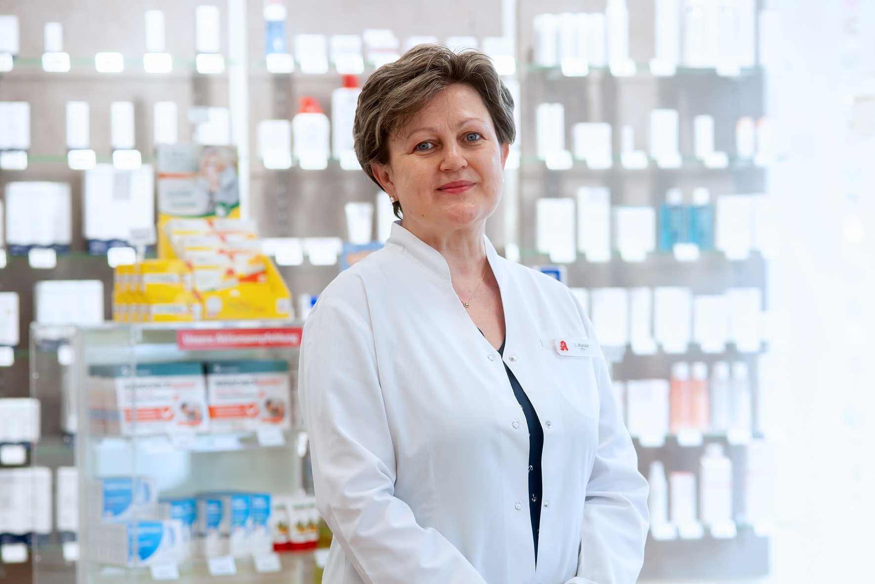 Lucyna Koczar - Pharmazeutische Technische Assistentin