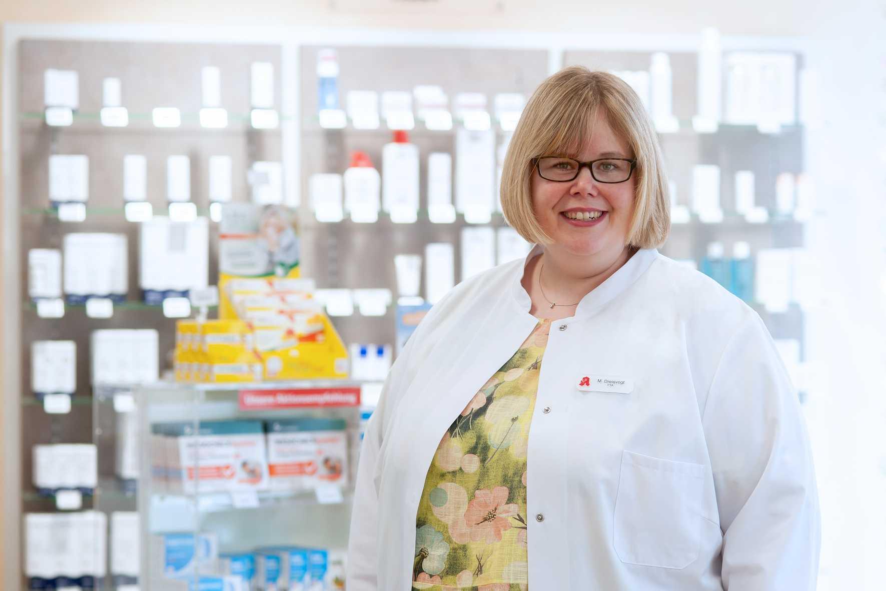 Manuela Dreisvogt - Pharmazeutisch Technische Assistentin